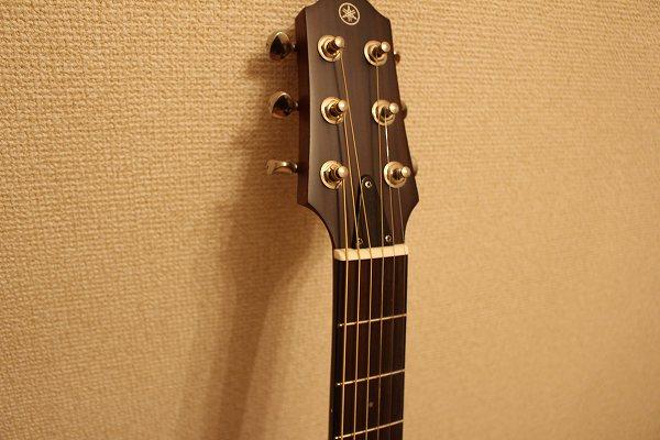 サイレントギター ネック