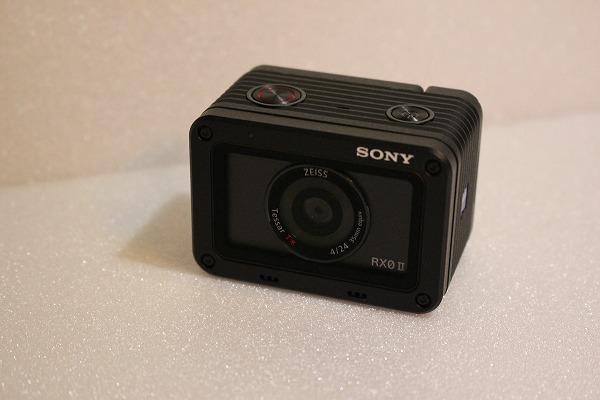 sony デジタルカメラ RX0 2