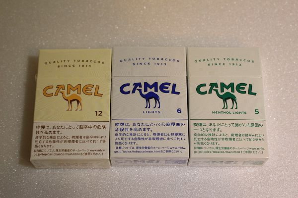 キャメル タバコ