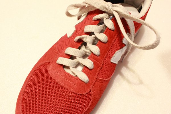 靴紐 結び方 チェーン