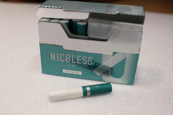 nicoless mint