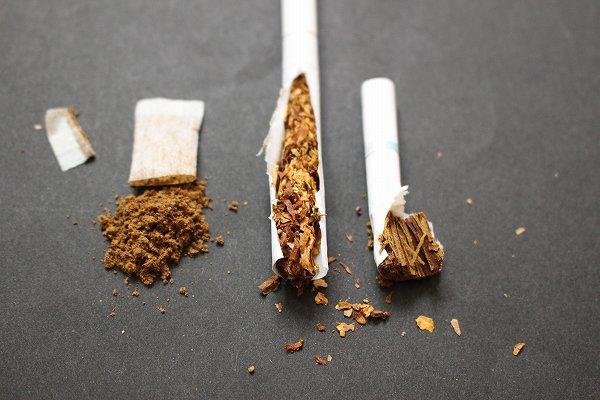 無煙タバコ 中身
