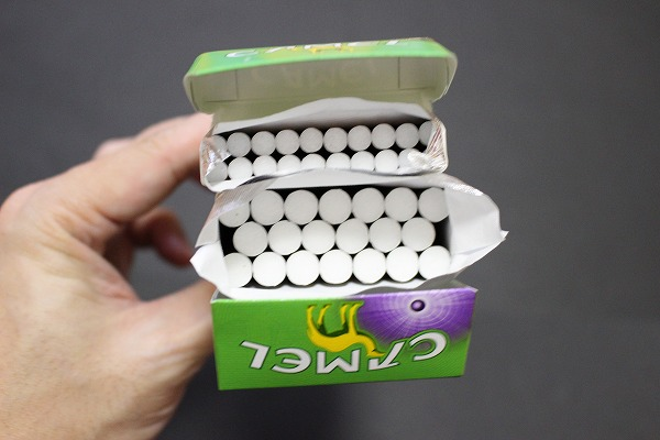 タバコ スリム