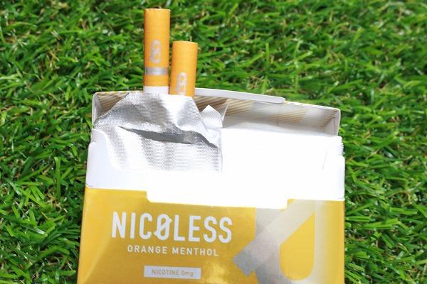 ニコレス オレンジ